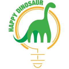 Happy Dinosaur